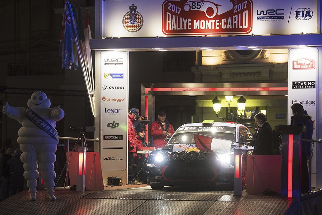 Comunicado de Hayden Paddon tras su accidente en el Rally Monte-Carlo