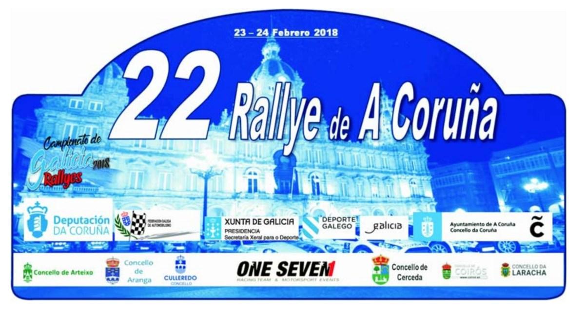 22 Rallye A Coruña 2018