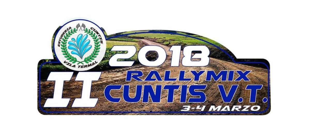 2 Rallymix Cuntis Vila Termal 2018