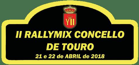 2 Rallymix Concello de Touro 2018