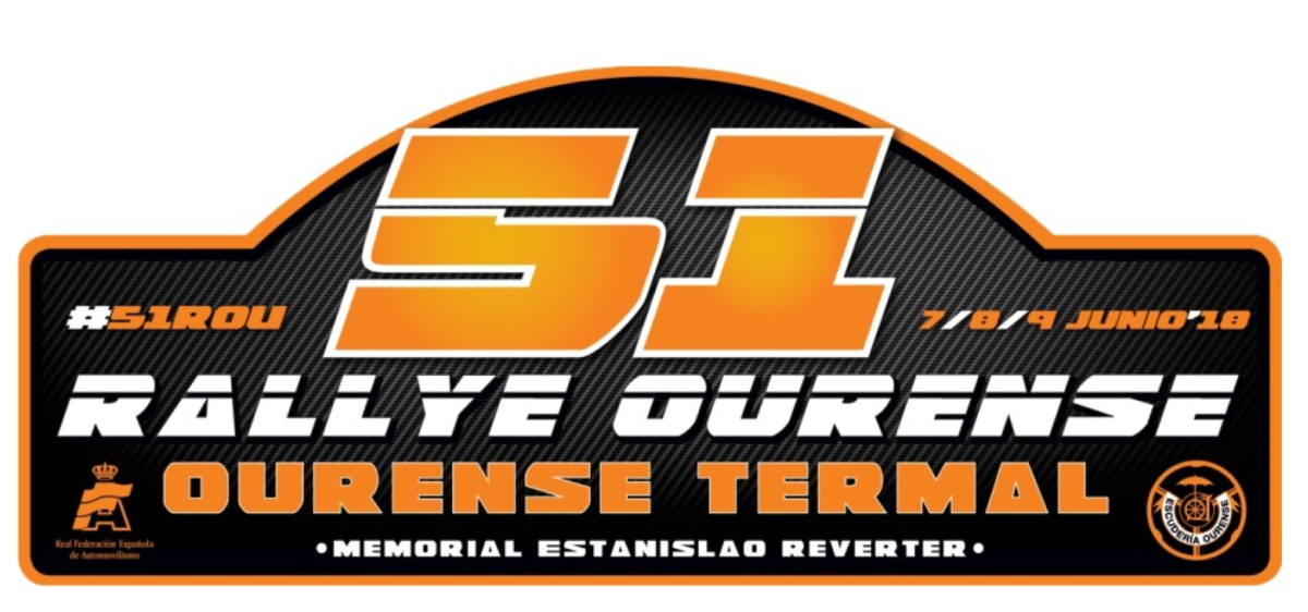 51º Rallye Ourense Termal 2018 - Memorial Estanislao Reverter
