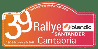 39º Rallye Santander - Cantabria 2018