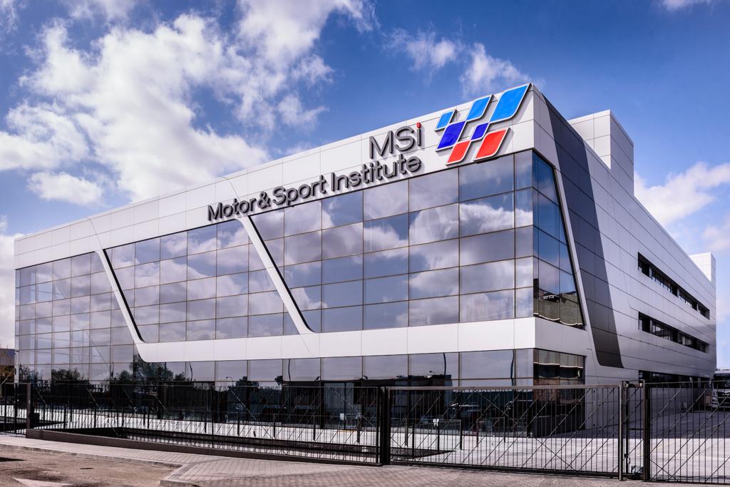 Motor & Sport Institute se presenta a los medios