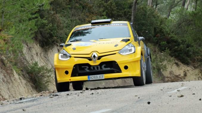 Sanse Racing en el Rally Comunidad de Madrid de Tierra