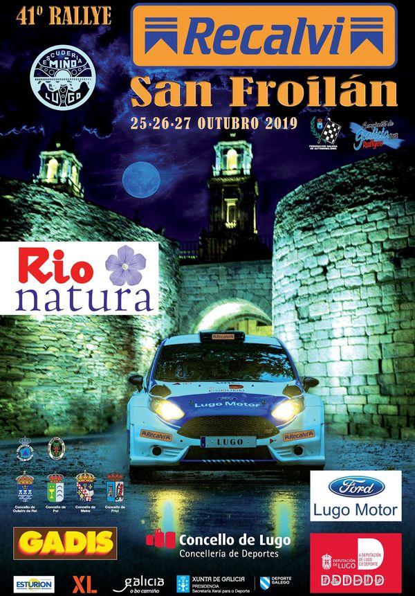 Cartel Rally San Froilan 2019