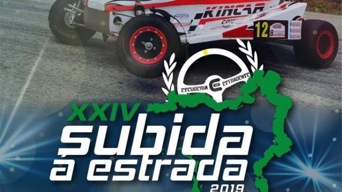 Cartel Subida a Estrada 2019
