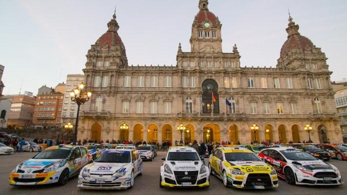 Rally Coruña 2018