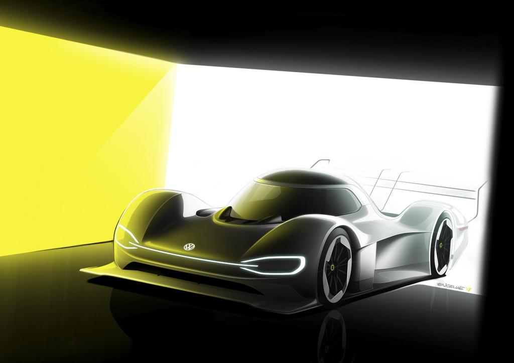 Volkswagen pone la mirada en el récord eléctrico de Nürburgring-Nordschleife