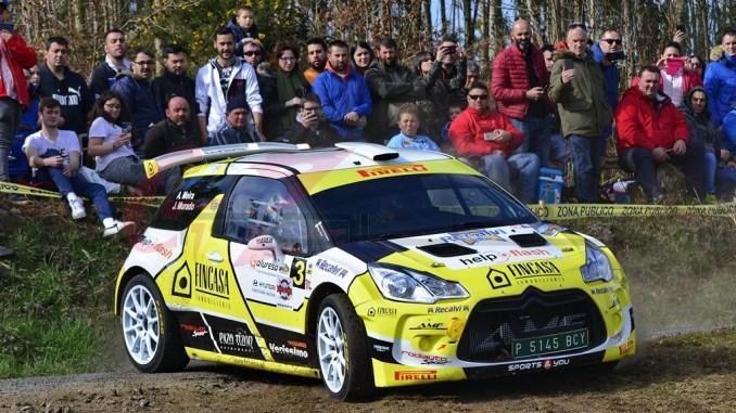 Galeira Rally A Coruña 2019 - Jose Alvariño