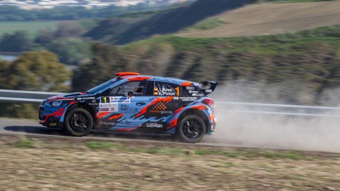 Previo Rally Islas Canarias - Ivan Ares
