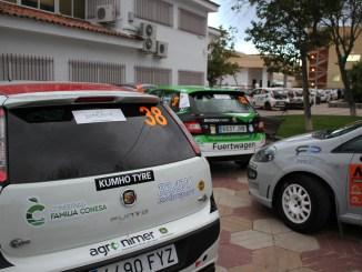 previo copa kumho N3 rally Circuito de Navarra 2019
