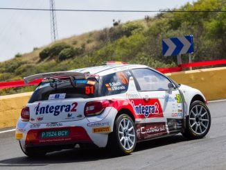 Roberto Blach Jr - Post Rallye Islas Canarias