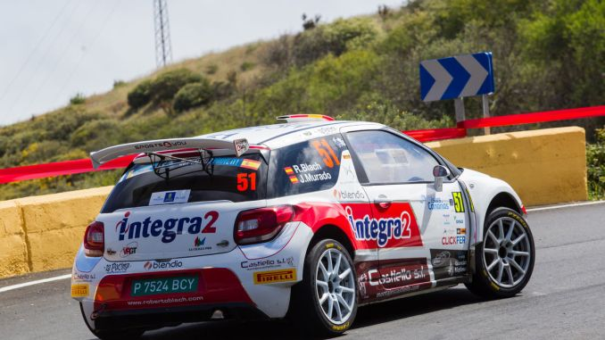 Roberto Blach Jr - Post Rallye Islas Canarias