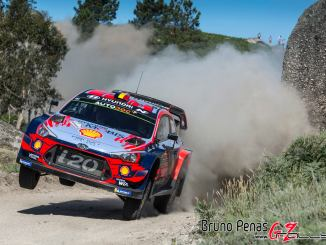 Galeria Rally Portugal WRC 2019 - Bruno Penas