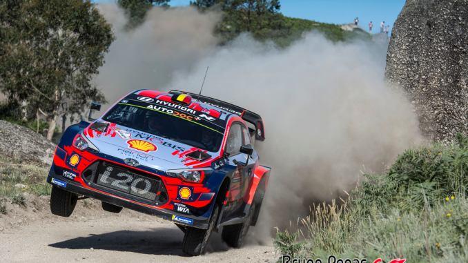 Galeria Rally Portugal WRC 2019 - Bruno Penas