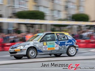 Jose Manuel Cabezas Rally de Naron 2019