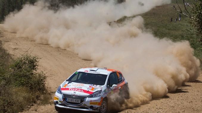 Santi Garcia - Post Rallye Portugal