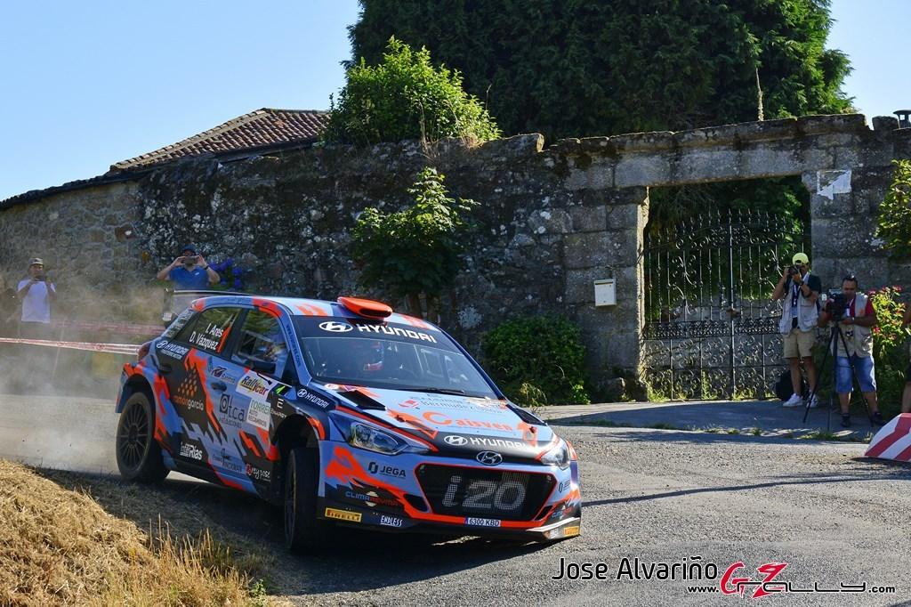 Ivan Ares en el Rally de Ferrol 2019 - 02