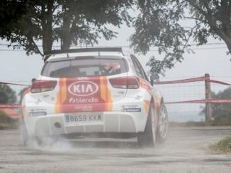 Paniceres en el Rally Cristian Lopez 2019