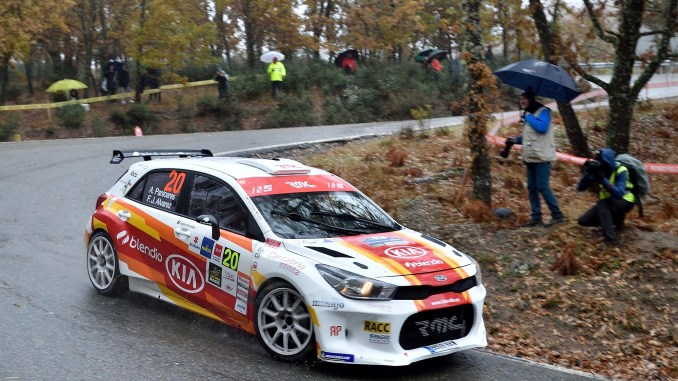 Rally de Madrid RACE Angel Paniceres - 01