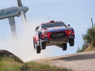 Dani Sordo en el Rally Serras de Fafe e Felgueiras 2020 -01