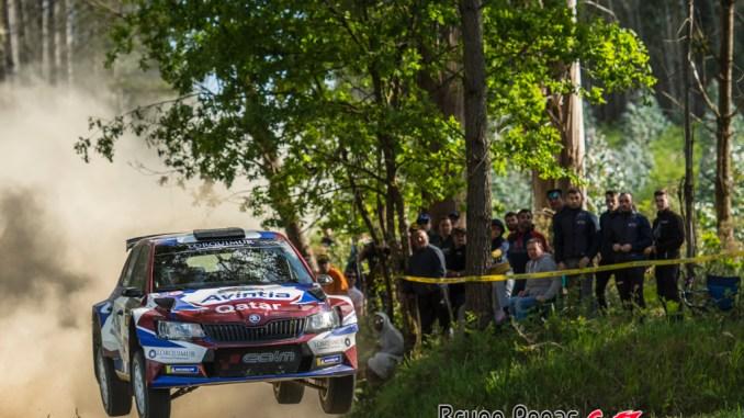 Rally Terra da Auga 2019 - Bruno Penas