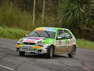Diego Gonzalez en el Rally de A Coruña 2020 02