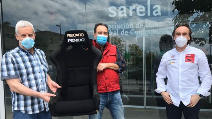 penido entrega backet en sarela