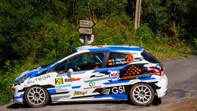 Santi Garcia - Previa Rallye Terra da Auga