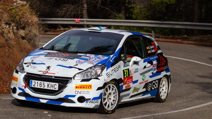 Santi Garcia - Post Rallye Nucia