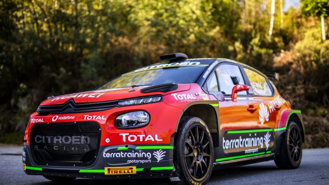 Citroen Rally Team Temporada 2021 - 03