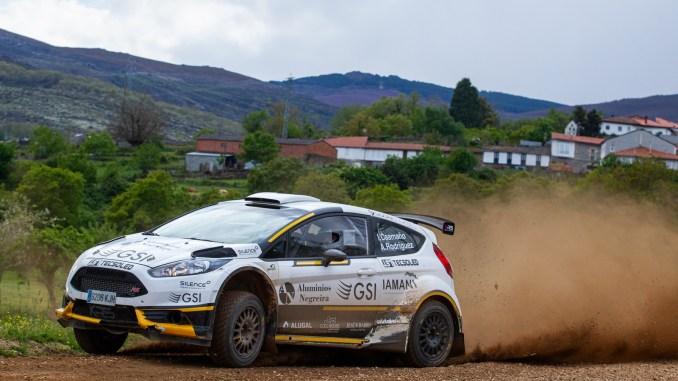 Iago Caamaño - Previa Rallye da Auga