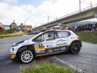 Iago Caamaño - Previa Rallye de Pontevedra