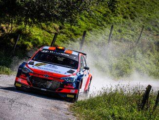 Sordo en el Rally Cristian Lopez
