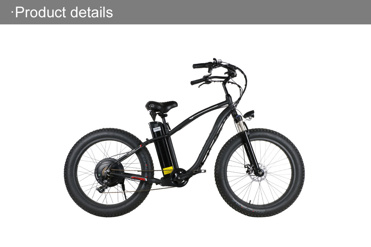 China Electric Fat Bike 750w Manufacturers Suppliers