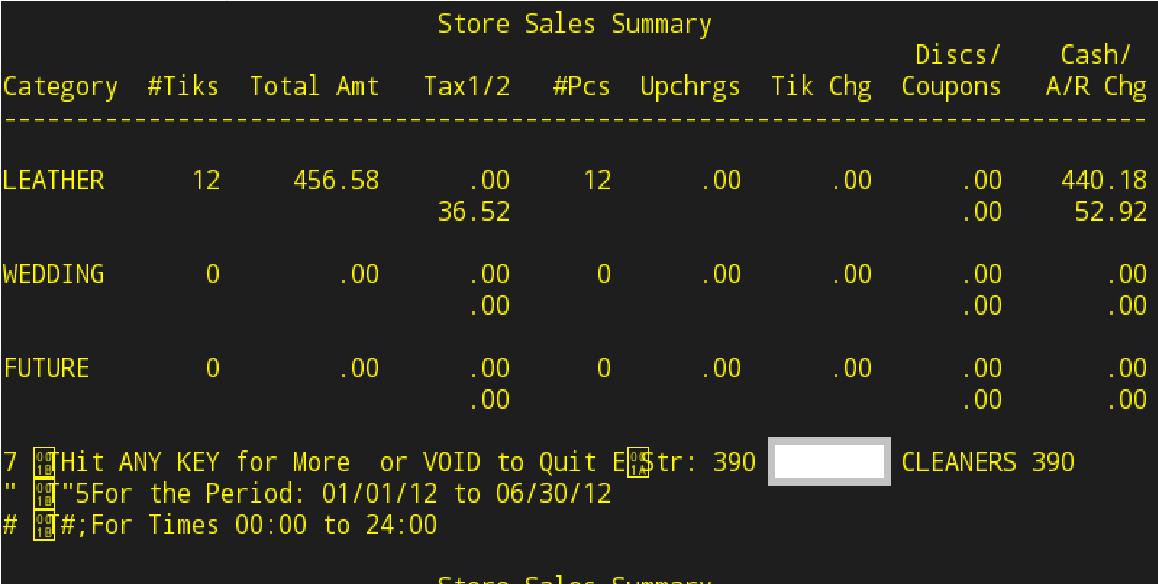 Laundry time screenshot