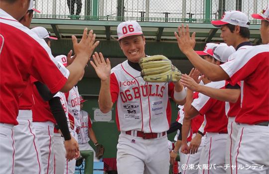 柄須賀 06BULLS vs 姫路GW リーグ戦 2015.05.14