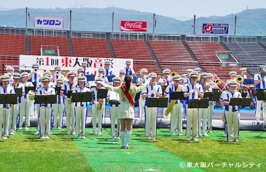 5月30日 東大阪市花園ラグビー場で「第1回 東大阪音楽フェスティバル」が開催