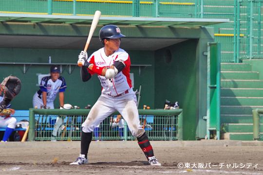 06BULLS vs 兵庫BS リーグ戦 2015.08.28