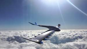 Fuel cell propulsion systems are not only being developed for unmanned aircraft, hydrogen is also increasingly becoming a topic in passenger transport.