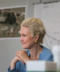 MW-P´s Governor Mrs Manuela Schwesig
