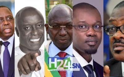 Élection présidentielle 2019, la revue des candidats retenus après la publication de la liste provisoire.