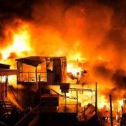 Tambacounda : 10 millions de FCFA remis aux sinistrés du marché central