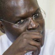 900 jrs de prison: voici le message émouvant de Khalifa Sall aux Sénégalais