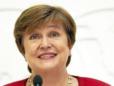 Kristalina Georgieva nommée directrice générale du FMI