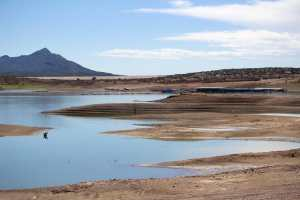 As New Mexico Reservoirs Hit Bottom, Worries Grow Over the Future (As New Mexico Reservoirs Hit Bottom, Worries Grow Over the Future)