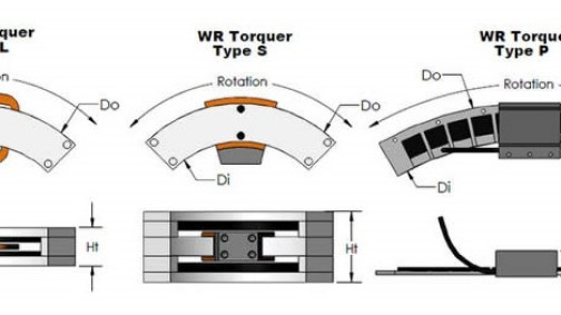 Linear Motion Technology - Torque Motors from H2W