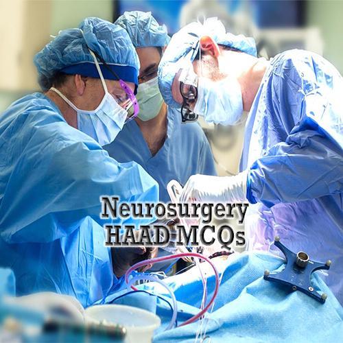 HAAD-Neuro-Surgery-MCQ