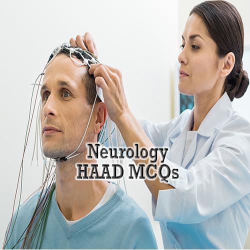 HAAD-Neurology-MCQ