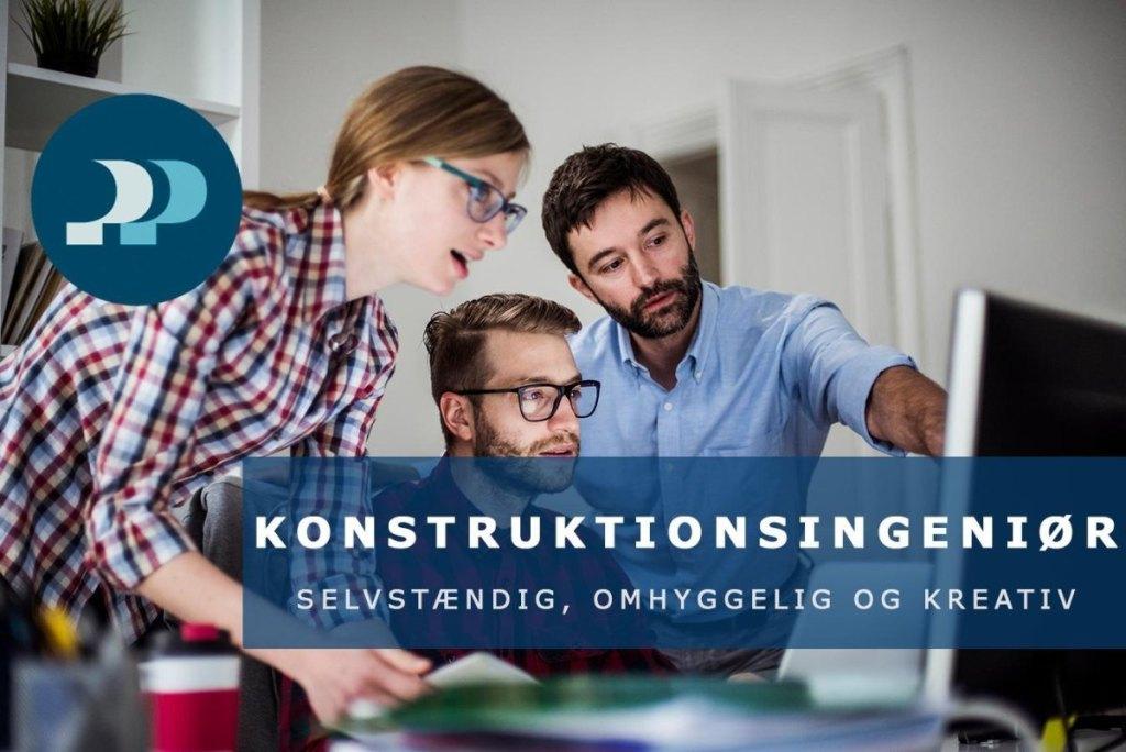 KONSTRUKTIONSINGENIØR - A/S Gunnar Haagensen